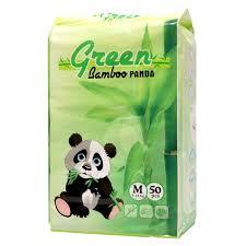 <b>Green Bamboo</b> Panda Подгузники-<b>трусики</b> M (7-12 кг) 50 шт ...