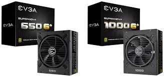 Мощность «золотых» <b>БП EVGA SuperNova</b> G1+ достигает 1 кВт