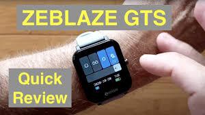 <b>ZEBLAZE GTS</b> Apple <b>Watch</b> Shaped IP67 Waterproof Bluetooth ...