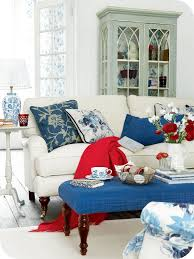 decor red blue room full: bright red white and blue colors look beautiful and festive offering excellent color schemes for patriotic decoration in countries that have national