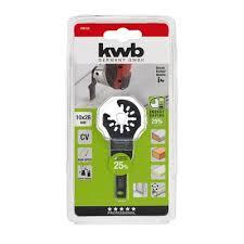 Купить с доставкой <b>Пильное полотно</b> по дереву 10 мм <b>KWB</b> ...