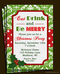 christmas party invitation template party invitations templates christmas party invitation templates word