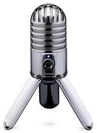 Купить студийный <b>USB</b>-<b>микрофон Samson Meteor Mic</b> в Москве в ...