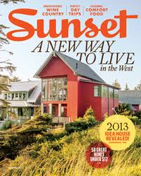 Perfect Little House   Small House Plans   Perfect Little HouseOur very own Sunset House featured on the cover of Sunset Magazine