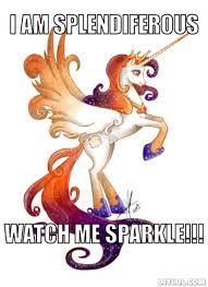 Magic Unicorn Meme Generator - DIY LOL via Relatably.com