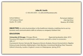example career objective statement example of an objective career resume objectives samples sample college application resume resume objective examples for high school students resume objective
