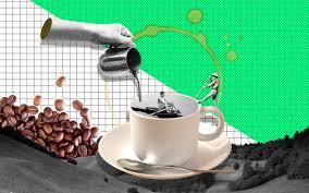 А вы можете проснуться без чашки кофе ... - PeritoBurrito