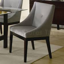 Fabric Chairs For Dining Room That Armchair Home Interior Design Pinterest Dining Table Chairs