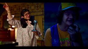 "Dustin And Suzie ""NeverEnding Story"" song.<b>Stranger Things</b> ..."