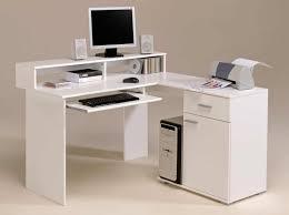 small white corner computer desk modern awesome corner office desk remarkable brown wooden