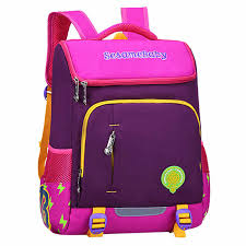 <b>School Backpacks</b> For <b>Children</b> Nylon Girls <b>School Bag</b> Waterproof ...