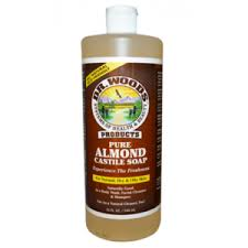 Жидкое <b>мыло</b> Dr. Woods Pure Almond Castile <b>Soap</b> - «Полностью ...