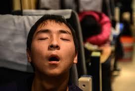Resultado de imagen para chinese sleeping