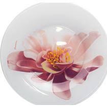 <b>Тарелка Pasabahce Water Lily</b> десертная стекло 19,5 см купить с ...