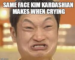 Crying Meme Face Generator - happy crying face meme generator and ... via Relatably.com