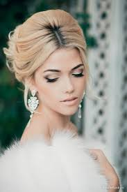 gorgeous bridal makeup with a sultry smokey eye and lip wedding beauty be more good looking just this photo