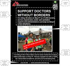 doctors out borders events click here to flyer 4 template you can customize