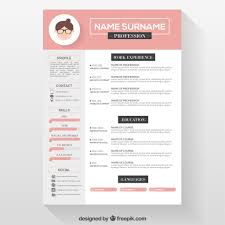 resume template 9 best templates for freshers 93 awesome resume templates to template