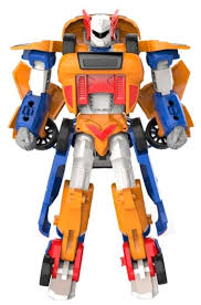 Трансформер <b>YOUNG TOYS Tobot</b> Mini Титан 301055 — купить ...