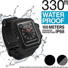 Waterproof Apple Watch Case 42mm Series 2 & 3 ... - Amazon.com