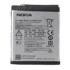 Nokia Battery <b>Original</b> HE321 <b>HE336</b> for 5 <b>2900mAh</b> Lithium Spare ...