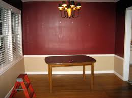 Dining Room Chair Rail How To Choose The Width Of A Chair Rail Home Guides Sf Gate