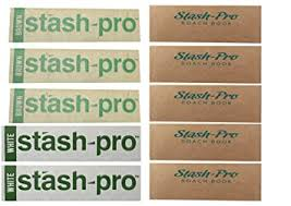 Buy <b>Stash</b>-Pro Smoking Rolling <b>Paper</b>, 3 Pieces with White Smoking ...