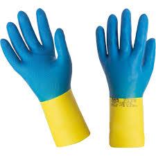 <b>Перчатки</b> защитные латекс/неопрен <b>MAPA</b> Alto/<b>Duo</b>-<b>Mix</b> 405(р.10)