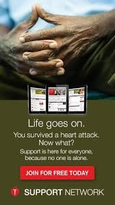 coronary artery disease   coronary heart diseaseif you    ve had a heart attack  join our support network to share and