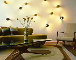 gray interior wall design in modern living room bedroom and living room design with awesome yellow wall and yellow sofa with white curtains as a delimiter charming living room lights