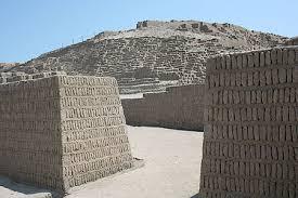 Resultado de imagem para sítio arqueológico Huaca Pucllana FOTOS