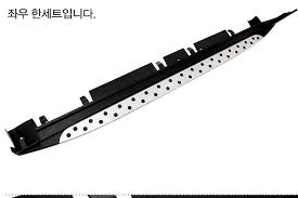 <b>Пороги BMW-style</b> MOBIS (Корея) Hyundai IX 35