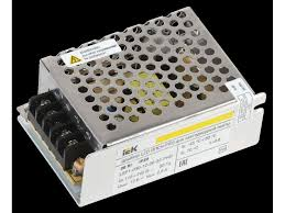 <b>Драйвер LED</b> IEK-eco ИПСН-PRO блок - клеммы <b>30 Вт 12 В</b> IP20 ...
