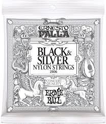 <b>Ernie Ball</b> 2406 <b>струны</b> для классической <b>гитары</b> Ernesto Palla ...