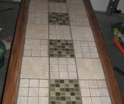 ideas tile top patio
