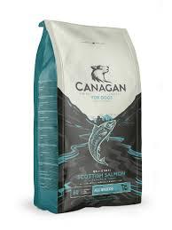 <b>Сухой корм</b> д/собак всех пород <b>Canagan gf</b> scottish salmon ...