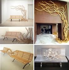 artistic set of benches artistic furniture