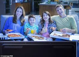 Image result for family meal in blue