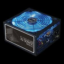 <b>Блок питания Zalman ZM500 TX</b> 500W v.2.3, Fan 14см, (LED ...