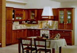 beech wood kitchen cabinets: chinese birch solid wood kitchen cabinet