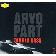 Gil <b>Shaham</b> » <b>Arvo Pärt</b>: Tabula Rasa / Fratres / Symphony No.3