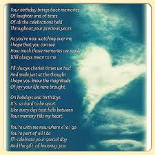 Mommyhood in Heels and Flats : **Happy First Birthday in Heaven to ... via Relatably.com