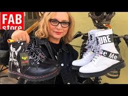 Самая стильная обувь на осень! Выбираю крутые Dr. Martens в ...