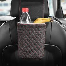 IG_ <b>Multifunctional Car</b> Storage Box Mini Hanging <b>Trash</b> Case ...