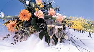 """Résultat de recherche d'images pour """"fleurs et champagne"""""""