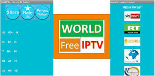 <b>World IPTV</b> - Free Live TV Channel - التطبيقات على Google Play