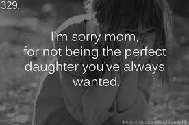 Im Sorry Mom Pictures, Photos, and Images for Facebook, Tumblr ...