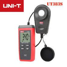 <b>UNI</b>-<b>T</b> Сплит-Тип UT383S/UT383 <b>измеритель освещенности</b> ...