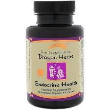 Эндокриновое здоровье, <b>450</b> мг, 100 вегетарианских капсул ...
