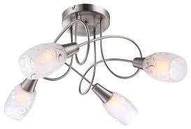 Купить <b>Люстра Globo</b> Lighting Florita <b>54984</b>-<b>4D</b>, E14 по низкой ...